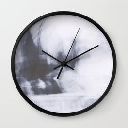 Tapes One Wall Clock
