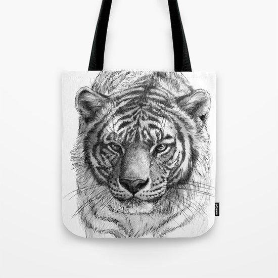Tiger SK0102 Tote Bag