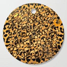 Wild Animal Print ABS Cutting Board