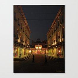 Midnight Secrets Canvas Print