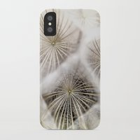 biology iPhone & iPod Cases featuring Into the deep by UtArt