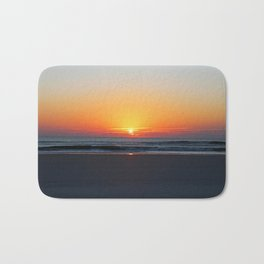 Sunrise on St Augustine Bath Mat