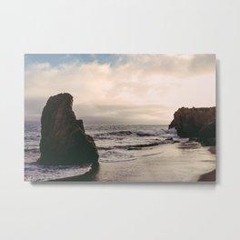 Malibu - El Matador Metal Print