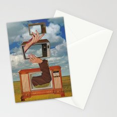 T.V. Tower Stationery Cards