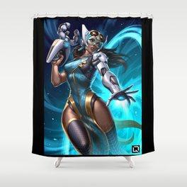 symmetra Shower Curtain