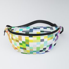 Pixelated No.1 Fanny Pack
