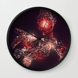 HURJA III Wall Clock