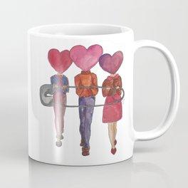 Safe with me Coffee Mug