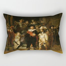 De Nachtwacht Rectangular Pillow