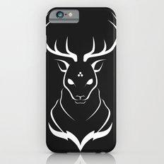 Pathfinder (Black) iPhone 6s Slim Case