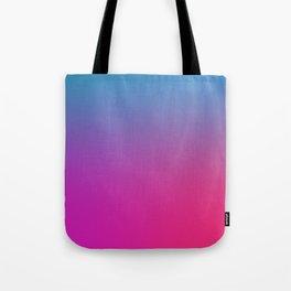 WIZARDS CURSE - Minimal Plain Soft Mood Color Blend Prints Tote Bag