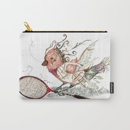 The Wild Badminton Birdie Carry-All Pouch