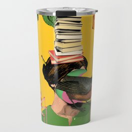 SURREAL KNOWLEDGE Travel Mug