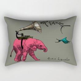 Ptasiek Anita Lipnicka 1 Rectangular Pillow