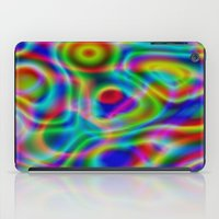 lsd iPad Cases featuring LSD Dreams by ChiaraLily