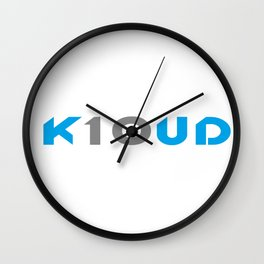 K10UD Wall Clock