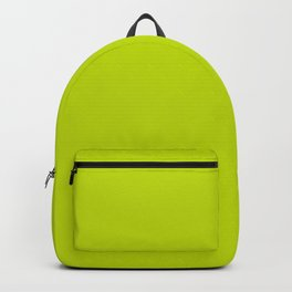 Simply Lime Punch pantone Backpack