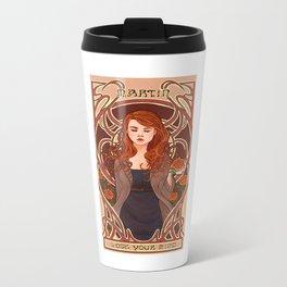 Lydia Metal Travel Mug