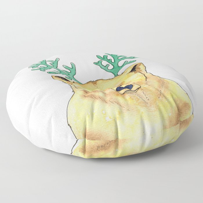 Ours Floor Pillow