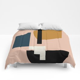 Shape study #2 - Lola Collection Comforters