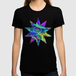 Bright Abstract T-shirt