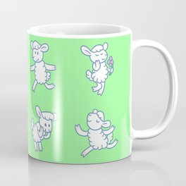 Stickimals - Sheep Coffee Mug