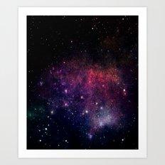 space-164 Art Print