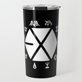 Member Signs Exo Travel Mug