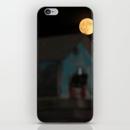Moon on the Rise iPhone Skin