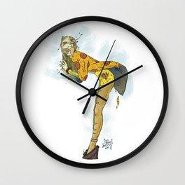 Food Mama Wall Clock