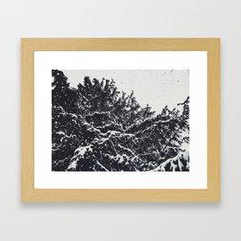 spatter Framed Art Print