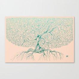 Whisps  Canvas Print