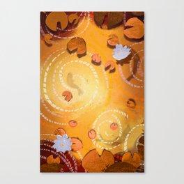 Pond! Canvas Print