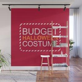 Budget Halloween Wall Mural