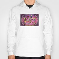 snoopy Hoodies featuring Zombie peanuts charley brown and snoopy 1 by SkillitArt