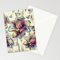 Beautiful victorian design Stationery Cards