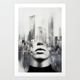 Welcome to my dreams... Art Print