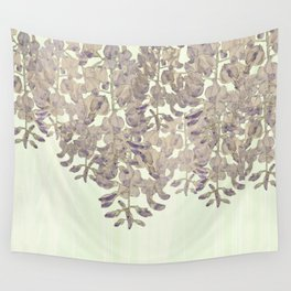Wisteria - a thing of beauty is a joy forever Wall Tapestry
