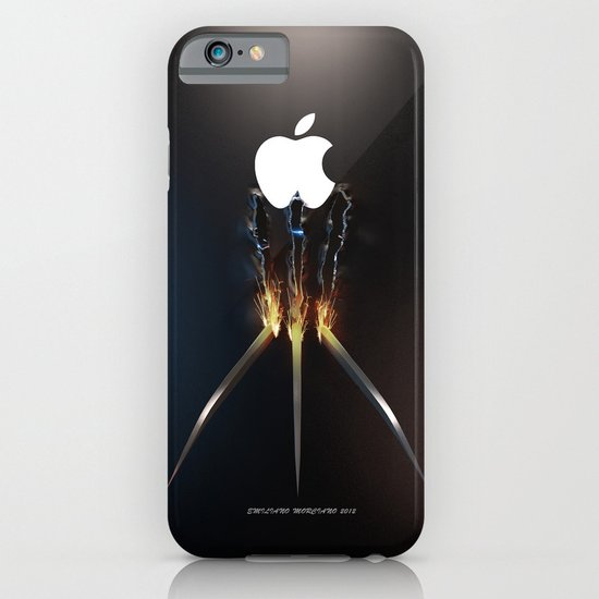 Mutant Canvas....X-Men iPhone & iPod Case