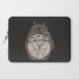 totoro wireframe Laptop Sleeve