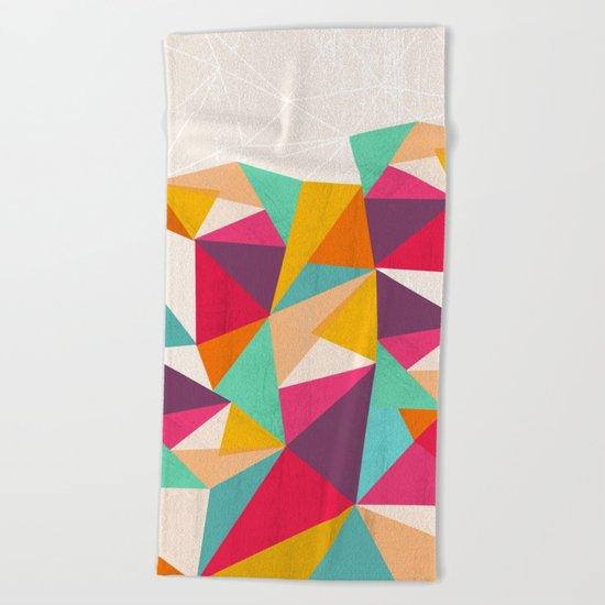 Diamond Beach Towel