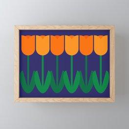Tulip Time Framed Mini Art Print