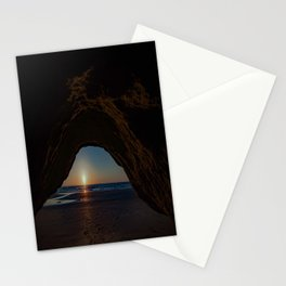 The Mystic Cavern ~ Solana Beach Stationery Cards