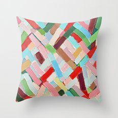 Which Way from Here Throw Pillow