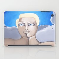 roman iPad Cases featuring Roman by Artist Fran Doll