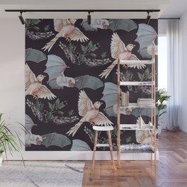 Release the Bats Wall Mural