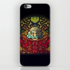 Sage of Light iPhone & iPod Skin