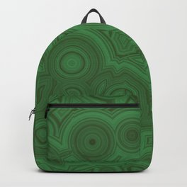 Green Agate Backpack
