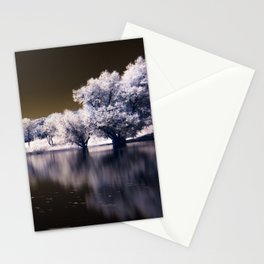Parker Canyon Lake in Southern Arizona Stationery Cards