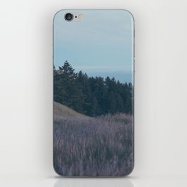Mountain Side Views iPhone Skin
